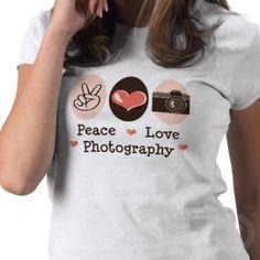Peace. Love. Photography <3