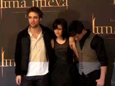 PHOTO CALL Madrid Spain NEW MOON 2009