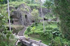 Gunung Kawi Temples are the temples complex since from 11th Century. Located in Tampaksiring Gianyar near Tirta Empul Temple. Needed times about 1 hours from Denpasar City  Gunung (mount) Kawi name given because this temple has been symbol for mount in Bali Island. There are 3 temple named Gunung Kawi in Bali included Gunung Kawi Temple in Sebatu Village, Gunung Kawi Temple in Keliki Village, and Gunung Kawi Temple in Babitra Village.