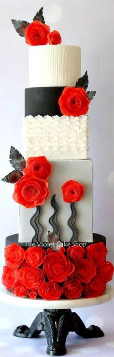 Eternal Youth - ZUHAIR MURAD Fashion Inspired Cake
