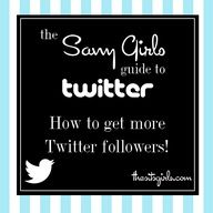 Savvy girls guide to Twitter