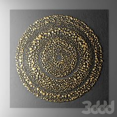 Painting Maya Wall Panel - Model How Landscape Paintings Can Brighten Up The Home Article Body: I Diy Wall Art, Diy Art, Wall Sculptures, Sculpture Art, Gold Leaf Art, Texture Painting, Paint Texture, Abstract Wall Art, Gold Paint