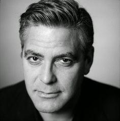 Professione Donna: Schema per il punto croce: George Clooney
