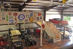 Man Cave on steroids