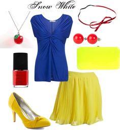 Disney Princess Snow White outfit