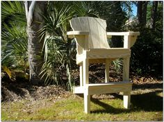 Collection of the best things Woodworking Desk Plans, Woodworking School, Woodworking Videos, Youtube Woodworking, Wood Adirondack Chairs, Deck Chairs, Outdoor Chairs, Outdoor Decor, Wood Furniture