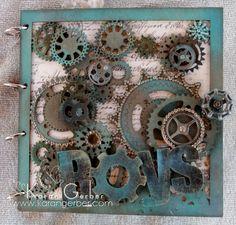 Boys Sprocket Album - Scrapbook.com