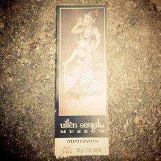 Local Tiket for Ullen Sentalu