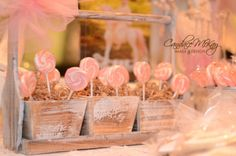 Lollipop garden.