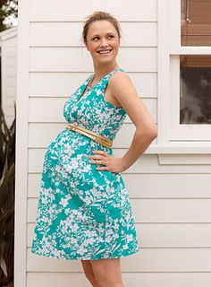 25 ways to love being pregnant :)