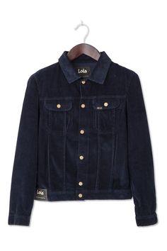 Lois x Peter Werth corduroy jacket