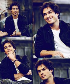 Ian Somerhalder is perfection