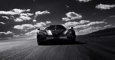 Koenigsegg Agera RS's Speed Record Caught By Hasselblad [w/Video] #Koenigsegg #Koenigsegg_Agera