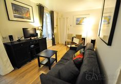 Cozy Paris apartment on Rue du Theatre