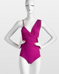 LANVIN One-piece bathing suit