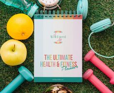 Get your Ultimate Health & Fitness Planner NOW!!!!