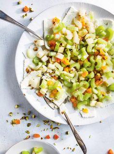 RICARDO   Feta and Celery Salad