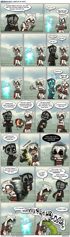 Differences between Dishonored and Assassin's Creed