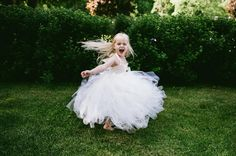 Regardless of where you stand on the kids vs. no kids at the wedding debate, you cannot deny the entertainment value these little guests provide.   Below are 23 kids at weddings doing what they