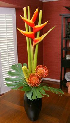 arreglos de flores en jarrones buscar con google