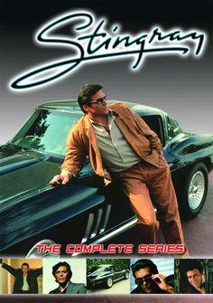 """Stingray"" - Contrato de Risco - (Tv Series 1985-1987)"