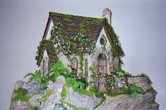 miniature cottages - Google Search