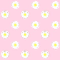 Free digital daisy flower scrapbooking papers - ausdruckbare Geschenkpapiere - freebie | MeinLilaPark – digital freebies