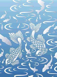 Little Fish Stencils