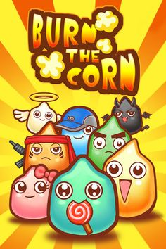 SpeedTest : Burn The Corn - IPhone. Goals : Transform all flying corn in the screen into popcorn with your finger. When you touch screen, you produce fire, but be carefull, bad elements can kill your flame! --- GOOD : Scoring, Difficulty's progression, Speed --- BAD : Repetitive, Low challenge. Note : 4/10 --- FREE FOR LIMITED TIME