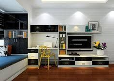 Image result for tv and computer desk