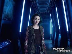 Jodelle Ferland as Five in Dark Matter