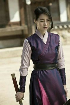 Korean Traditional Clothes, Traditional Fashion, Traditional Dresses, Korean Hanbok, Korean Dress, Korean Outfits, Mode Kimono, Chinese Clothing, Character Outfits