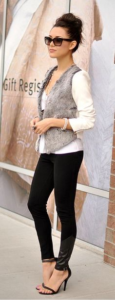 Great Fall Fashion Outfit!!  Pinned ByVicki Visel Florido
