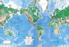 Black Friday 2014 Environmental Graphics Giant World Map Wall Mural - Dry Erase Surface from Environmental Graphics Cyber Monday Giant World Map, World Map Mural, World Map Wallpaper, Of Wallpaper, Mural Wall Art, Wall Maps, Mural Painting, Murals Your Way, Wall Stickers Murals