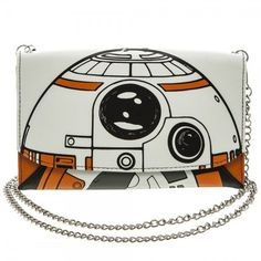 Star Wars The Force Awakens: BB8 Envelope Wallet – First Person Clothing