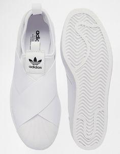 Adidas Superstar Slip On #sneakers #sneakernews