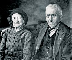 The parents Francisco and Jacinta: Olímpia de Jesus (1870-1956) and Manuel Pedro Marto (1873-1957)