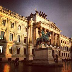 Braunschweig.    http://cherylhoward.com/2013/02/23/a-day-trip-from-berlin-to-braunschweig/    #Braunschweig #germany #europe