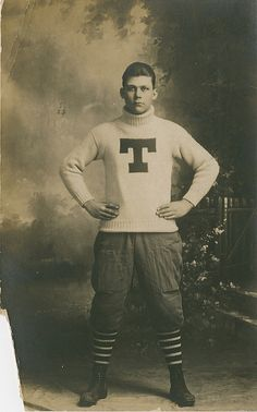 Football - Individuals - 1920s - 23 by Cushing Memorial Library and Archives, Texas A&M, via Flickr
