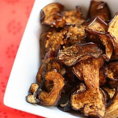 "Eggplant ""Bacon"" + lots of recipes for tomatoes and eggplant!"