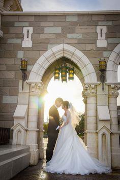 A fairy tale romance at Disney's Magic Kingdom