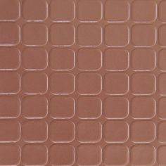 Rubber-Cal Block Grip Rubber Rolls Garage Flooring Brown