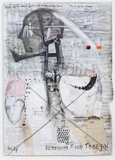 James Robinson - Death Squad. Sanderson Gallery