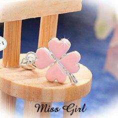 Four-Leaf Clover Pendant Miss Girl, Wholesale Gold Jewelry, Four Leaves, Four Leaf Clover, Gemstone Jewelry, Place Cards, Place Card Holders, Gemstones, Pendant