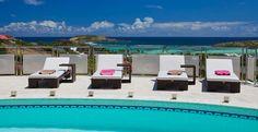 Villa la Rose des Vents St. Barts, Grand Cul de Sac, Luxury Estate Vacation Rentals