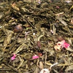 Lovely Violet. Thé vert et blanc litchi, violette, lavande. http://teaandty.com/the-vert-aromatise/86-lovely-violet.html