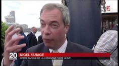 Royaume Uni , le camp du Brexit en tête à une semaine du scrutin