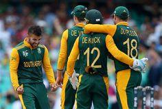 वर्ल्ड कप: दक्षिण अफ्रीका के खिलाफ श्रीलंका 133 पर ऑलआउट