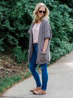 Easy Crochet Kimono Sweater Made from Rectangles – Free Pattern! – MotifModerne Easy Crochet Kimono Sweater Made from Rectangles – Free Pattern! Easy Crochet Kimono Sweater Made from Rectangles – Free Pattern! C2c Crochet, Afghan Crochet Patterns, Free Crochet, Crochet Afghans, Crochet Jacket, Crochet Cardigan, Crochet Coat, Crochet Sweaters, Corner To Corner Crochet Pattern