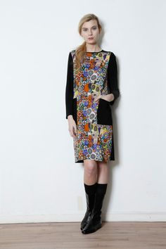 Yeohlee Pre-Fall 2014 Collection Slideshow on Style.com
